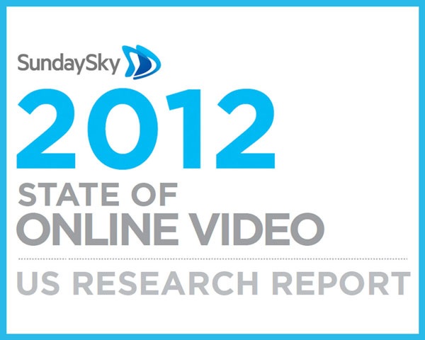 2012 State of Online Video